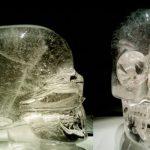 Historia de las calaveras de cristal